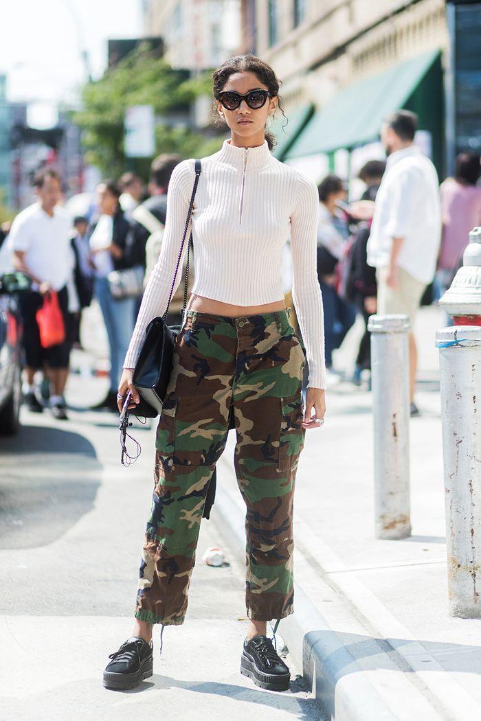 Fashion Shoes on UdklædningTøj, Camo-buksetøj  Street Style in