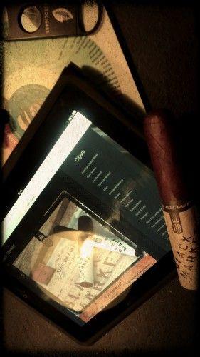 "Dégustation Black Market ""Alec Bradley"" Gordo http://cigare.skynetblogs.be/archive/2014/07/15/black-market-alec-bradley-gordo-8235908.html"