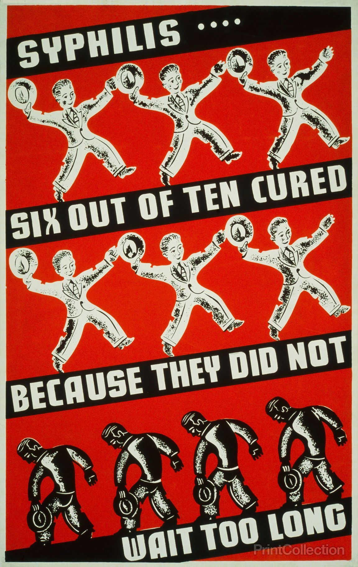Syphilis .... Six out of Ten Cured