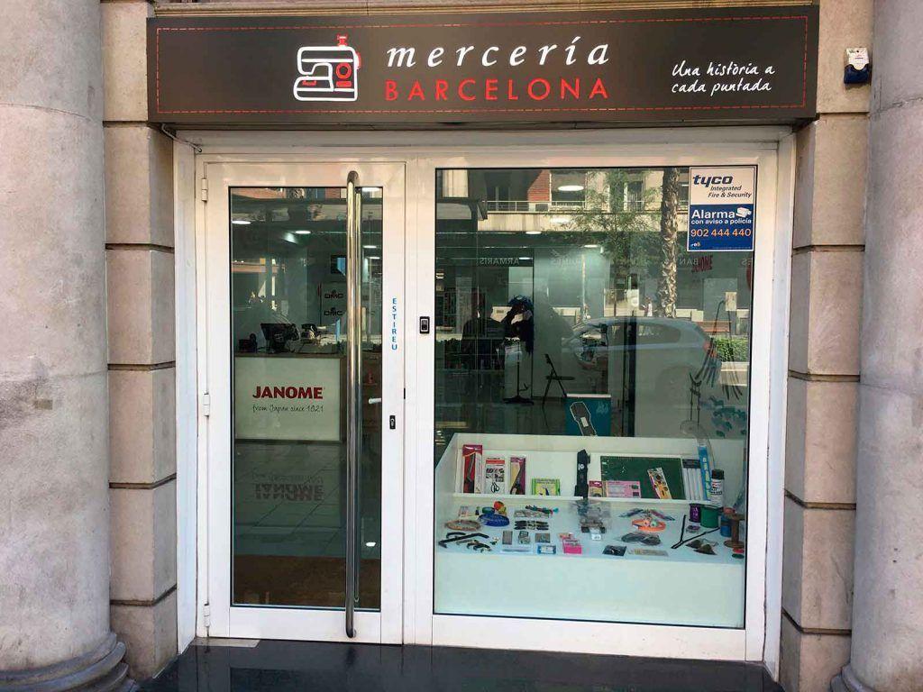 Mercería Barcelona Tu Mercería Online De Confianza Barcelona Maquina De Coser Cosas