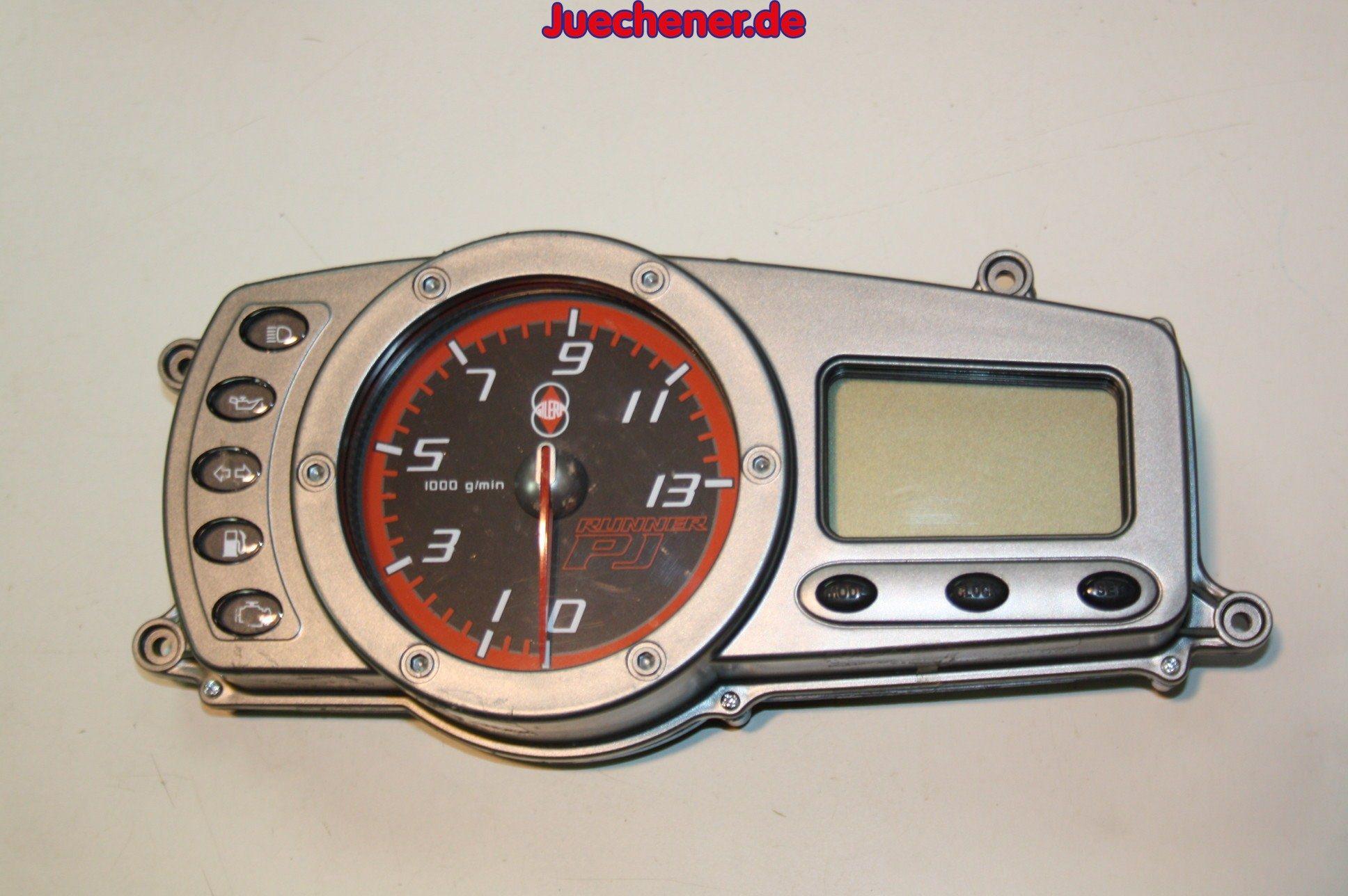 gilera runner 50 purejet c46 tacho tachometer cockpit. Black Bedroom Furniture Sets. Home Design Ideas