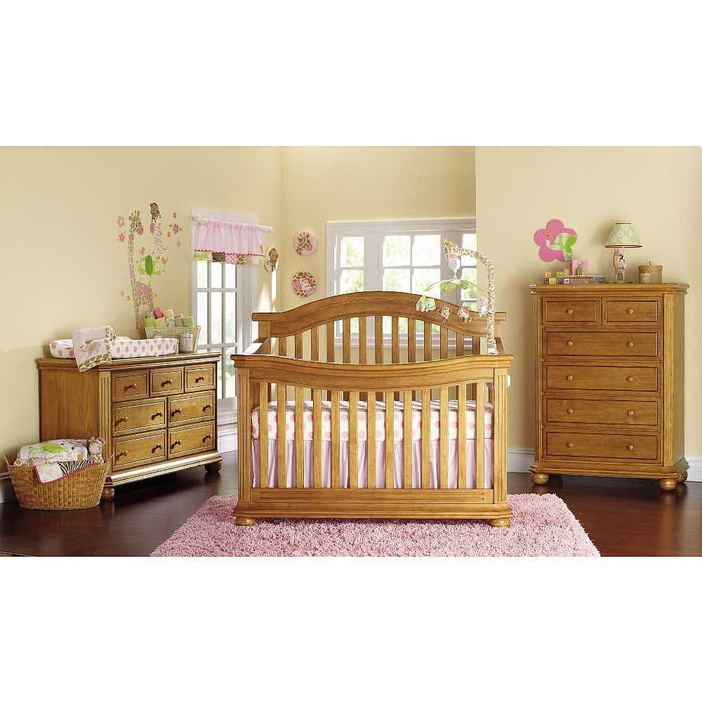 Crib in babies r us - Sorelle Vista Elite 4 In 1 Convertible Crib Vintage Frost Convertible Cribbaby Furniturebabies R Usbaby