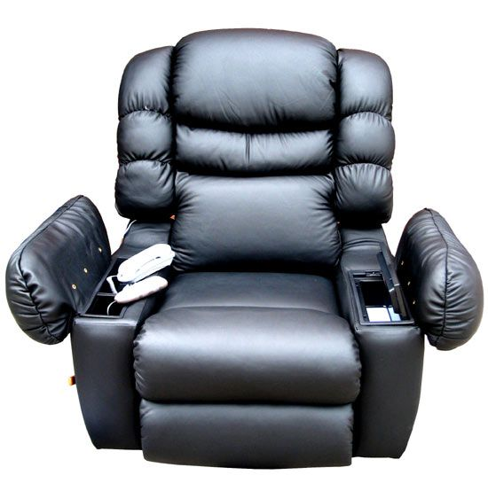 Rialto Lazy Boy Sofa Recliner   My Boyfriend Would LOVE This !