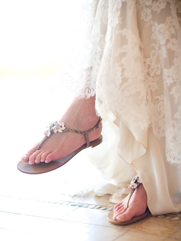 wearing them on wedding????