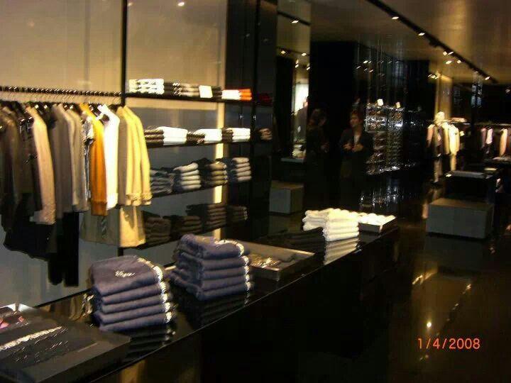 Emporio Armani at Plaza Indonesia  6f76ba8d2d