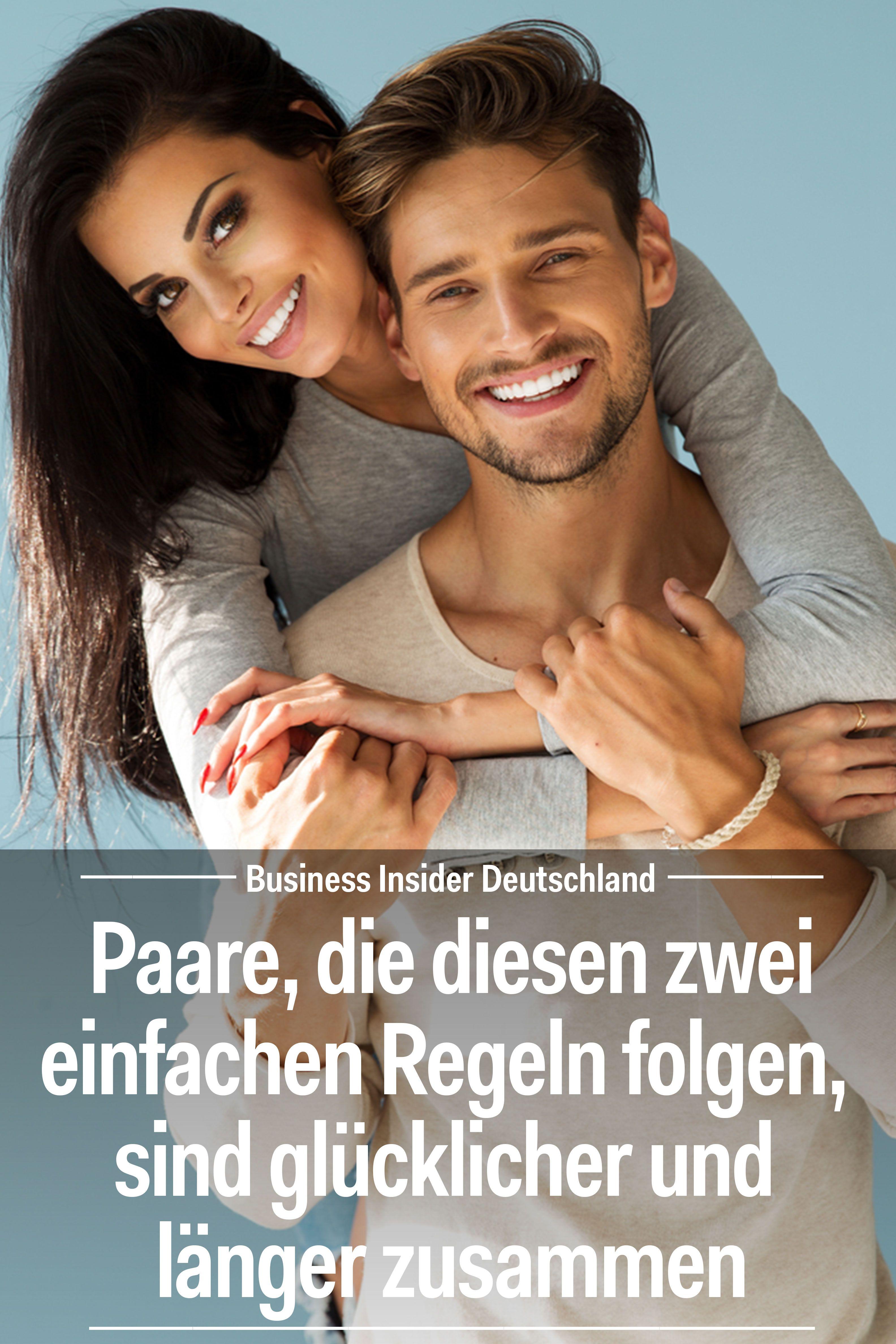 Dating Regeln Deutschland