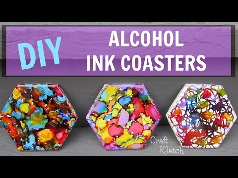 How to craft unique and creative coasters to fit any interest, hobby or home decor. Need to make a gift? You will find plenty of DIY inspiration here! There ...