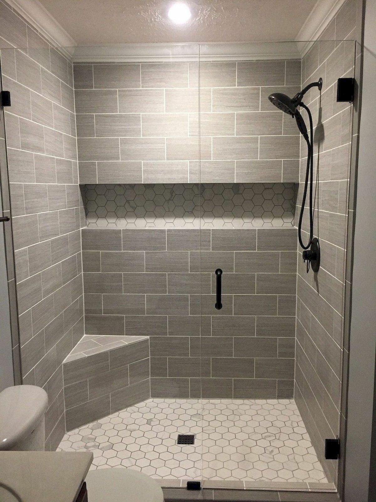 50 Cool Shower Design Ideas For Your Bathroom Bathrooms Remodel Small Bathroom Remodel Small Bathroom