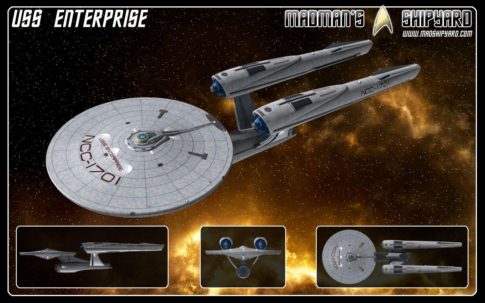 reimagined uss enterprise ncc - photo #31