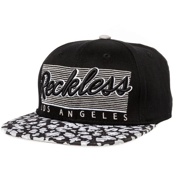 low priced 93132 a0c96 ... denmark discount code for young reckless the black cheetah snapback hat  in black 89.020 cop liked