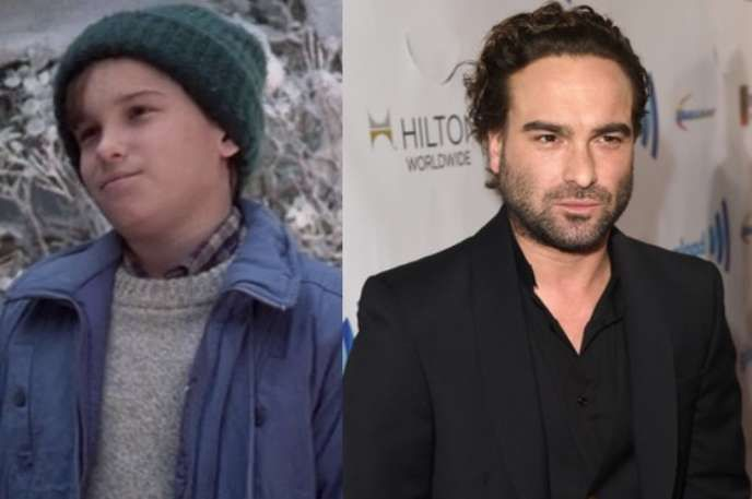 Johnny Galecki Christmas Vacation.Johnny Galecki April 30th First Major Role Christmas