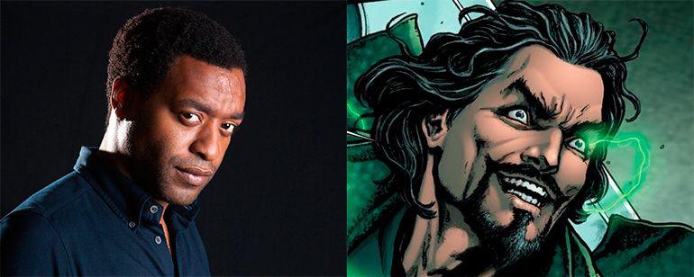 'Doctor Extraño': Primer vistazo a Chiwetel Ejiofor como Barón Mordo en el rodaje de la película - Noticias de cine - SensaCine.com