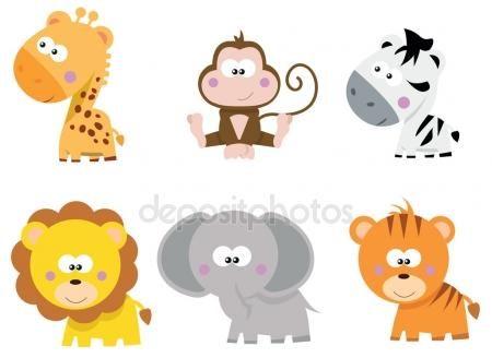 Descargar - Colección de lindos dibujos animados de pequeños ...
