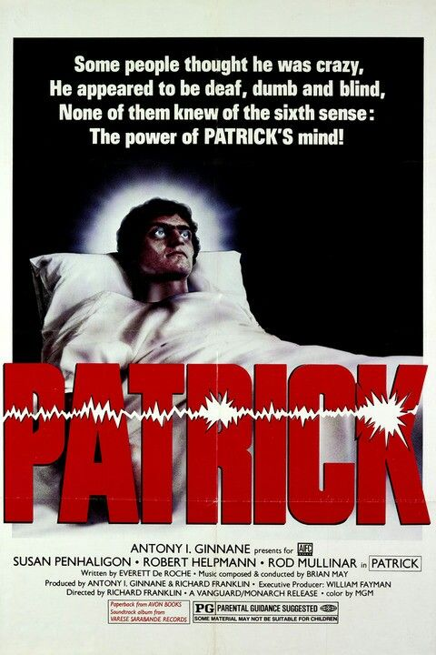 Patrick ** directed by Richard Franklin