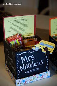 The Hankful House: Teacher Appreciation Gift