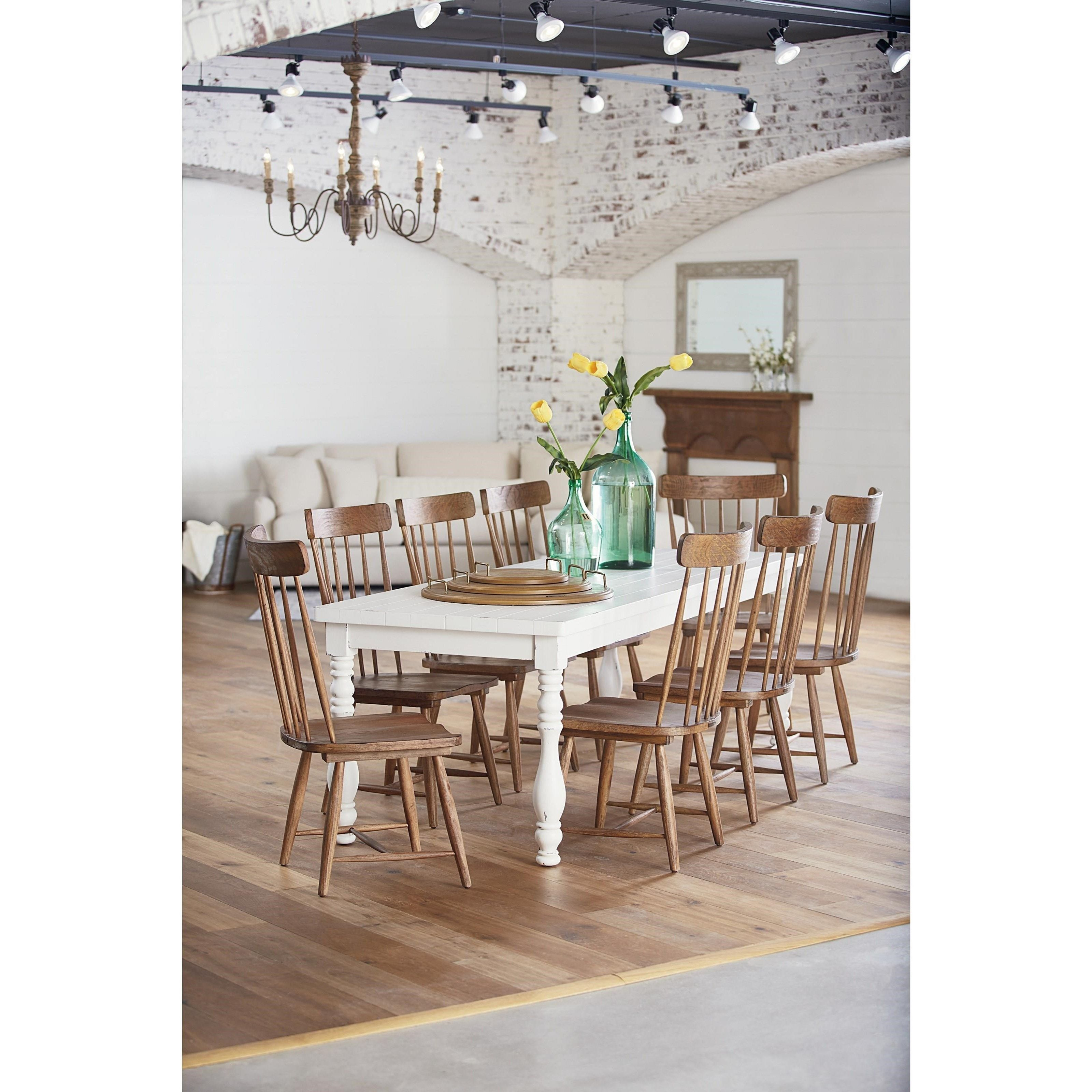 A great dining table has always been the center of family life and our Farmhouse\u2026