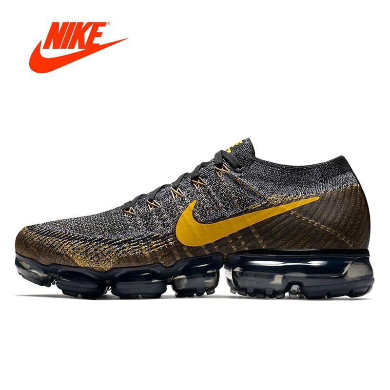 reputable site b590b 19bdb Original New Arrival Authentic Nike Air Vapormax Flyknit Men s Running  Shoes Sport Outdoor Sneakers Breathable 849558  design  a  lookoftheday   cute  party ...
