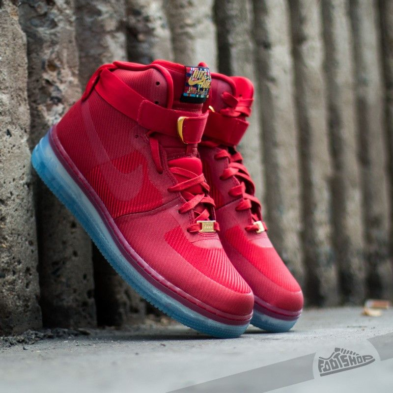 nike air force 1 high comfort lux side
