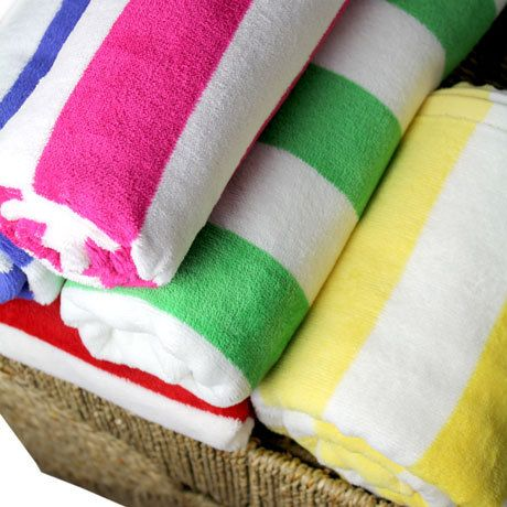 Latitude Striped Beach Towel Wholesale Beach Towels Towel