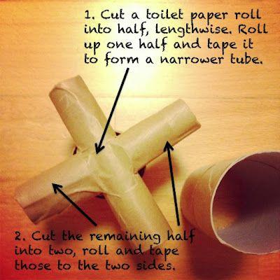 Cardboard Tap (Turnable!!!!! ) Tutorial.