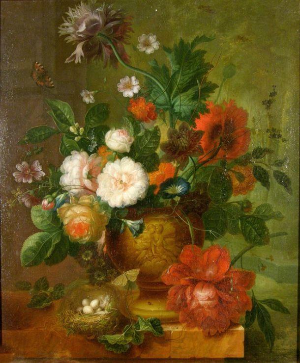 (1) Gallery.ru / Фото #12 - Jan Van Huysum 1682-1749 - Lin4ik