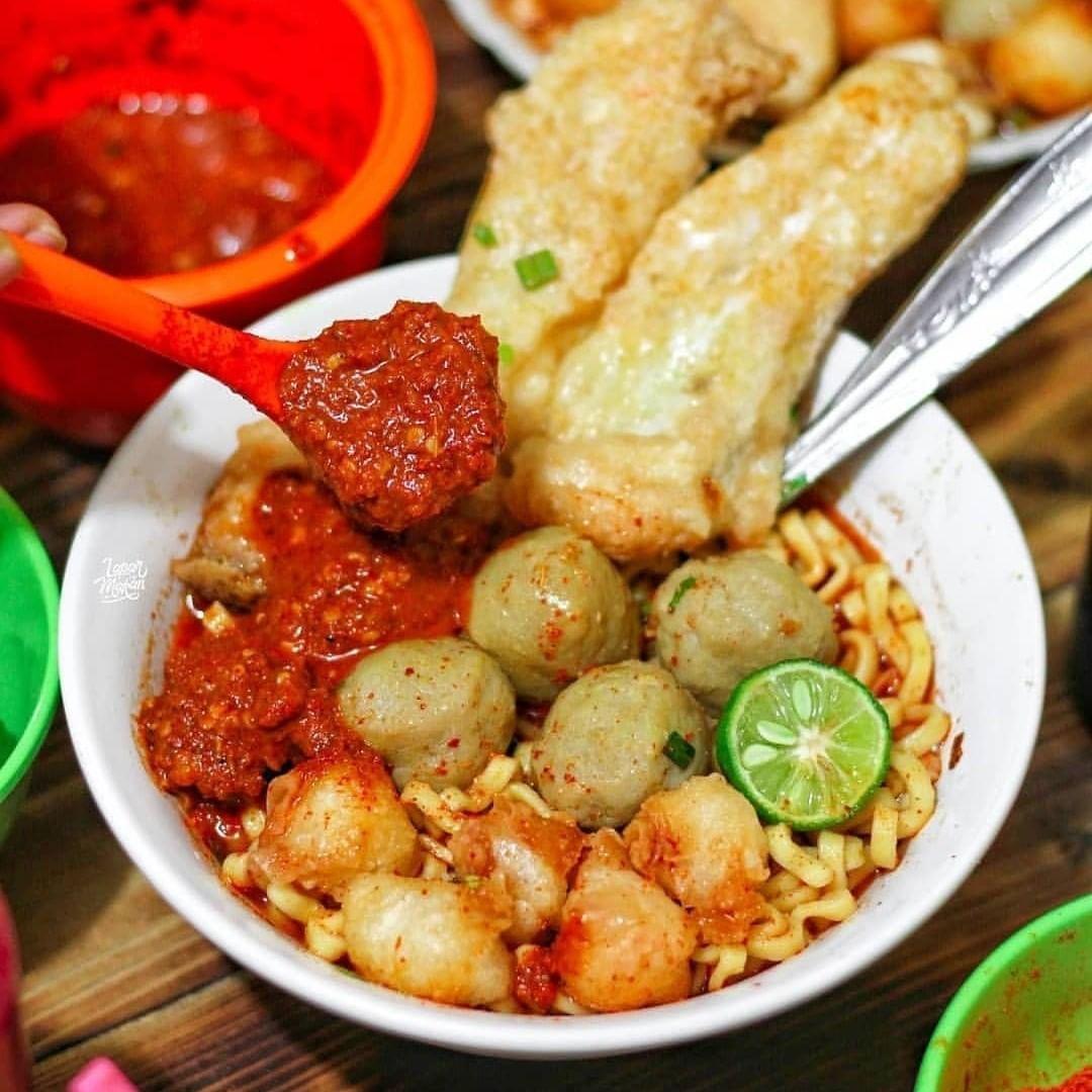 Bakso Aci Juara Makanan Masakan Indonesia Ide Makanan