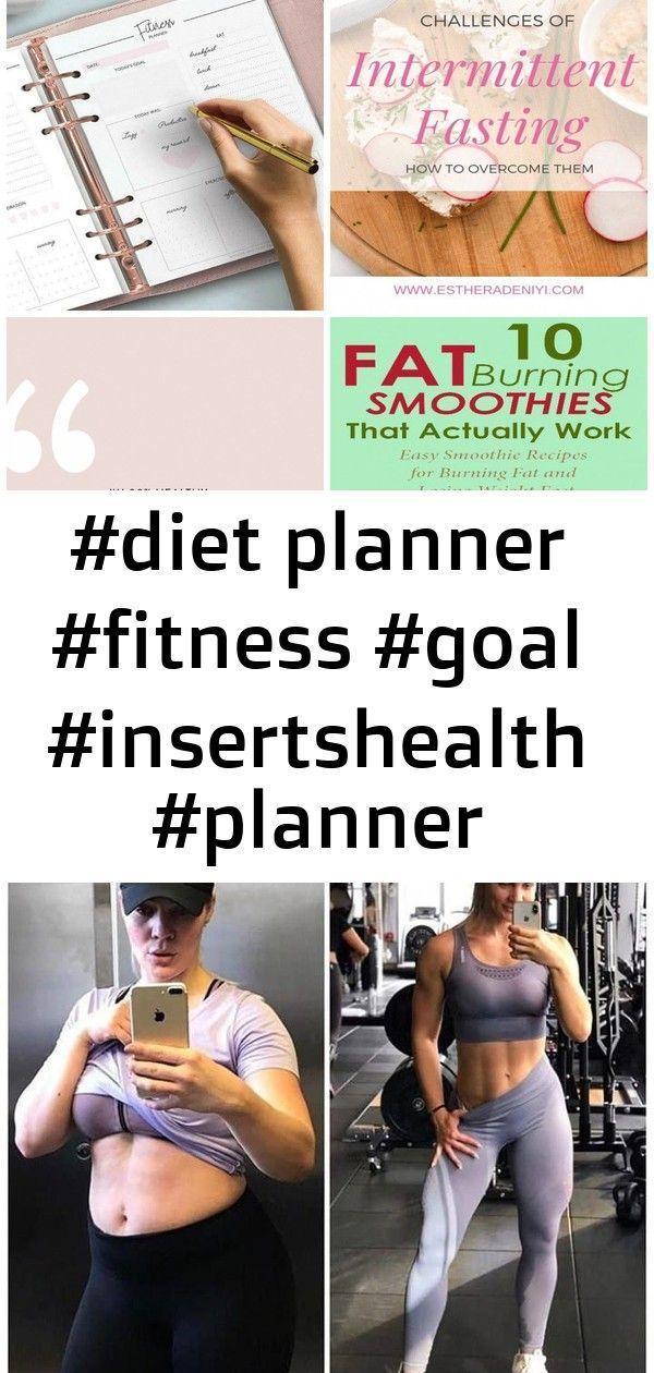 #diet planner #Fitness #goal #InsertsHealth #planner #Printable #FITNESS #Goal #InsertsHealth #Plann...