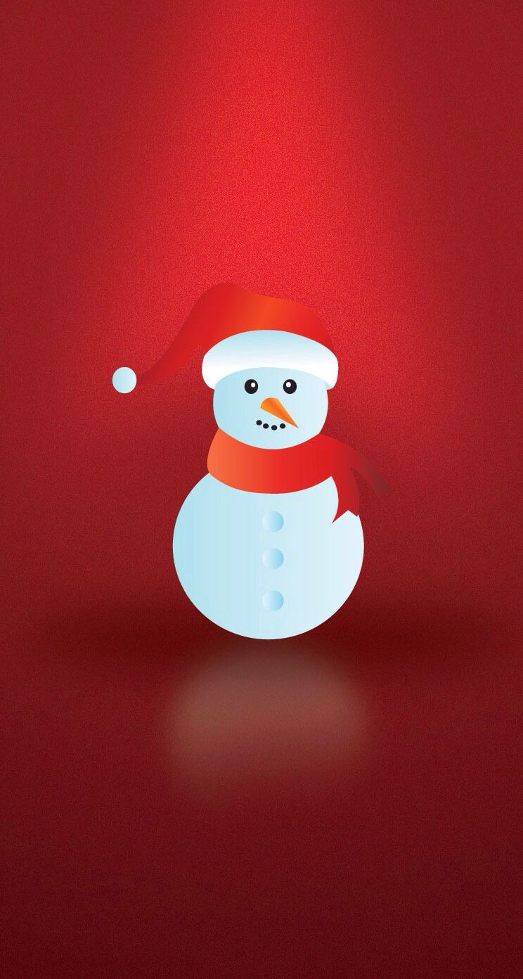 Iphone 5 Wallpaper Holiday Iphone Wallpaper Snowman Wallpaper Holiday Wallpaper