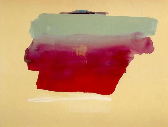 Habitually Chic®: In Memoriam: Helen Frankenthaler