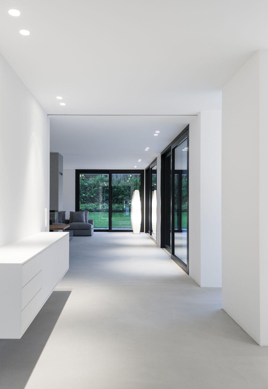 Wohnhaus G - München-Grünwald — Gramming Rosenmüller Architekten #woonkamerideeen