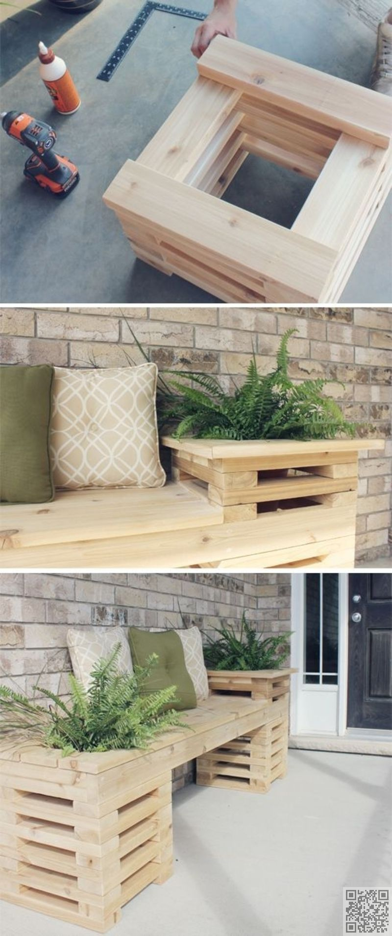 22 wooden becnc 37 home decor ideas to give your home for Mobilia wedding