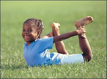rocking horse pose rock back and forth  yoga for kids