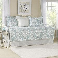 Rowland Breeze 5 Piece Quilted Daybed Set