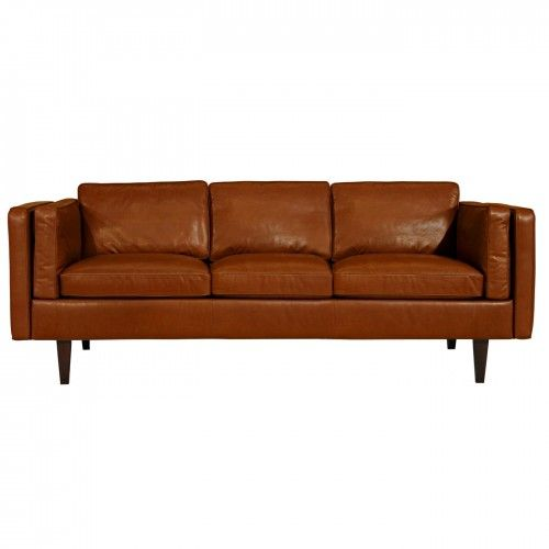 Chill 4 Seater Sofa 2 Contemporary Leather Sofa Modern Leather