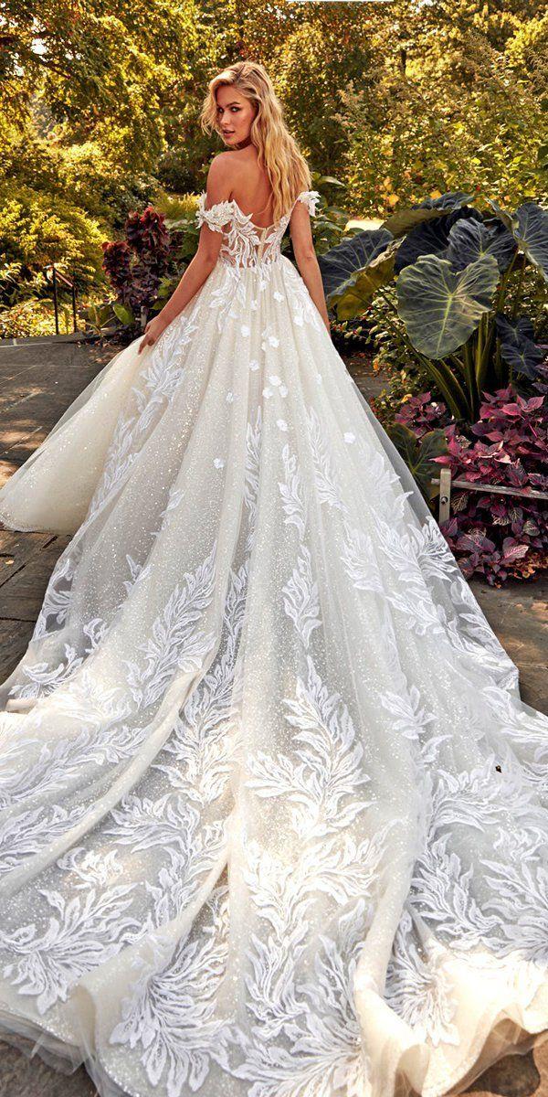 27 Chic Bridal Dresses: Styles & Silhouettes   Wedding Forward