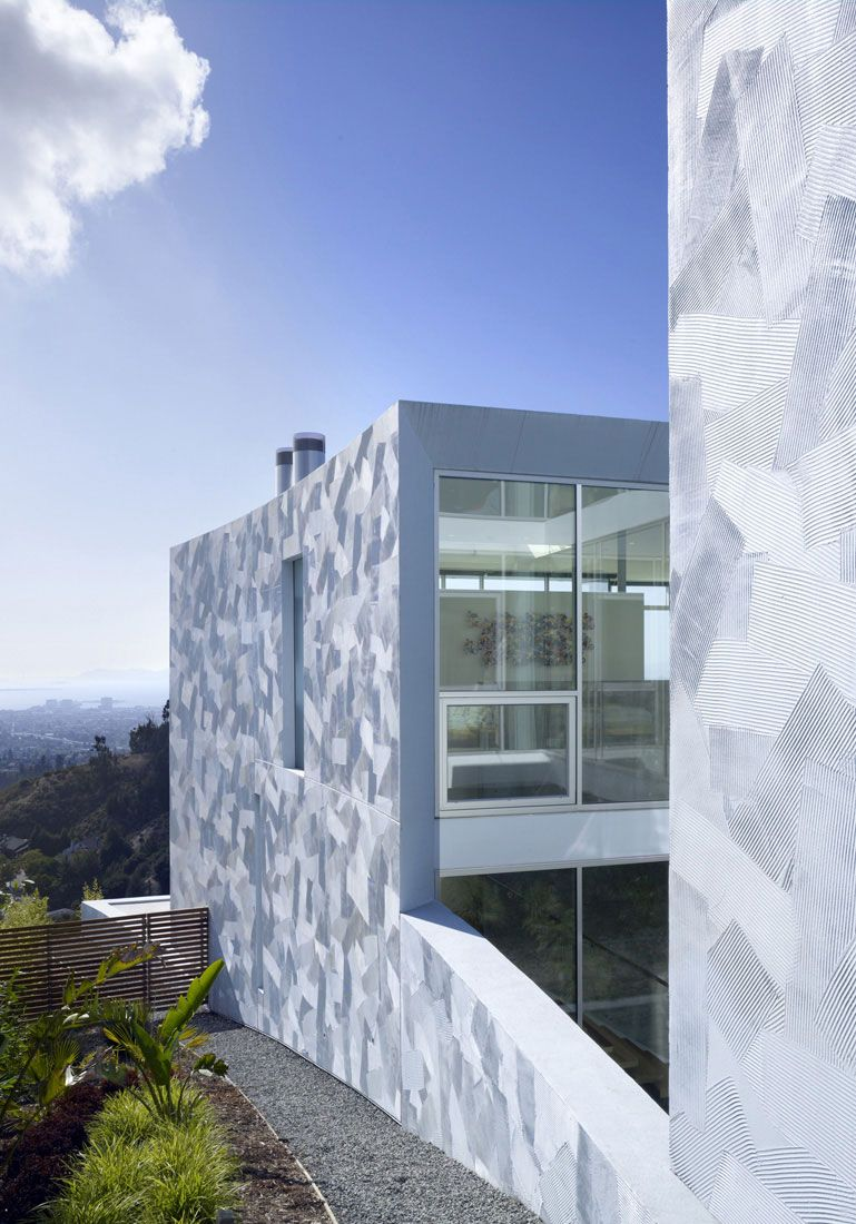 Oakland House by Kanner Architects | Architects, Façades and Facade ...