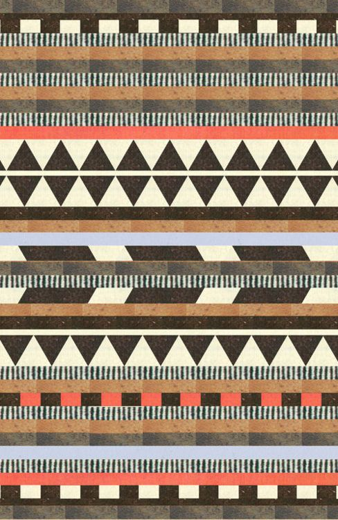 aztec pattern | Tumblr