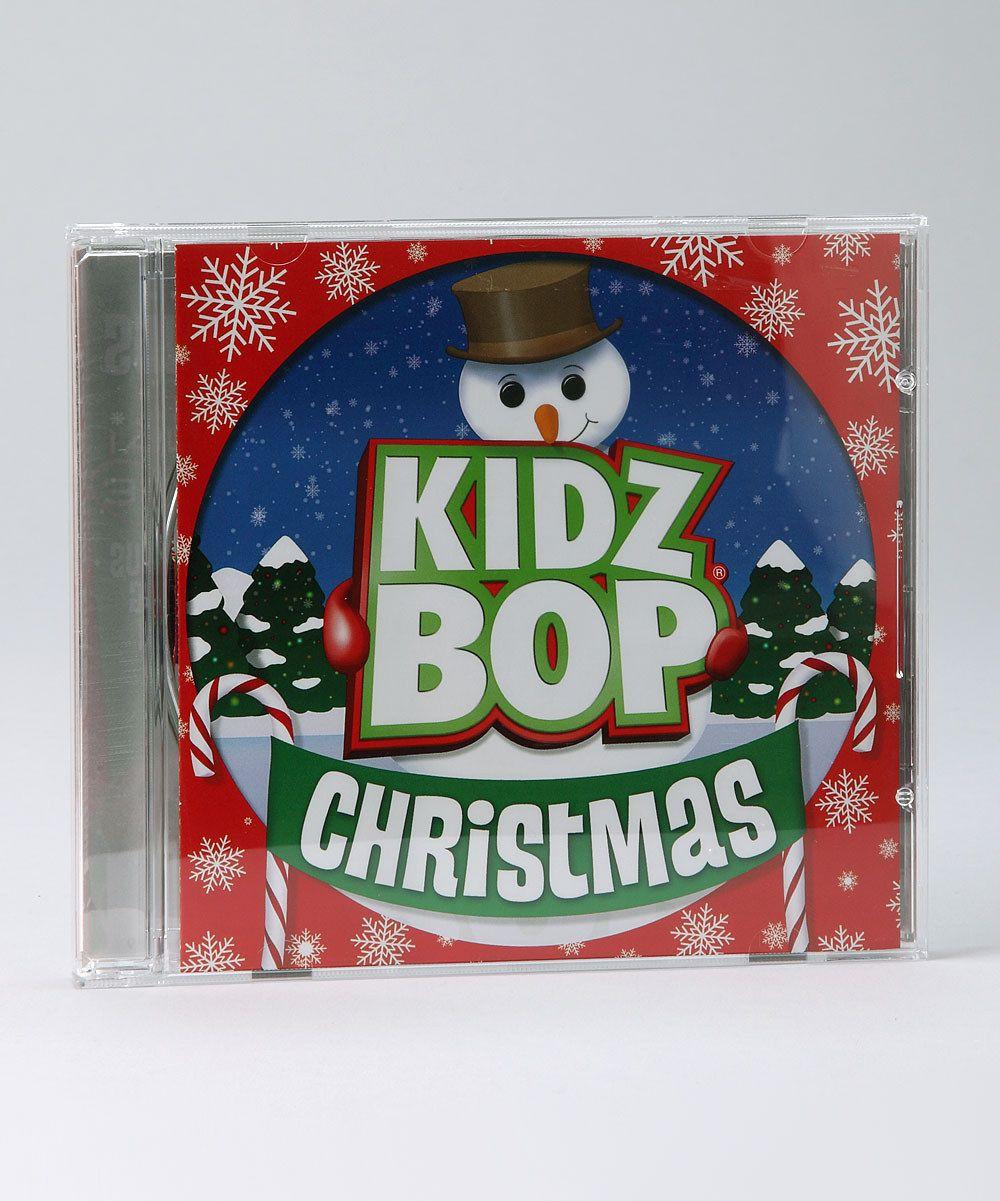 Kidz Bop Christmas CD | music | Pinterest