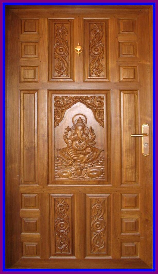 Teak Wood Main Door Designs In Chennai