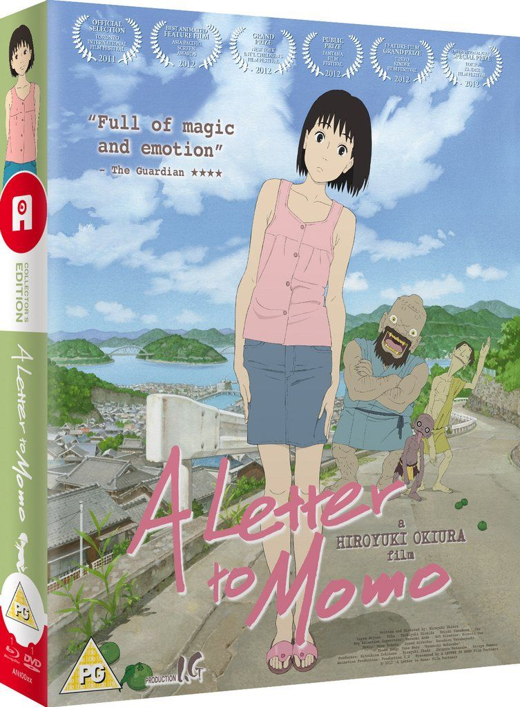 A Letter to Momo Review | ComicBuzz | Studio Ghibli Films