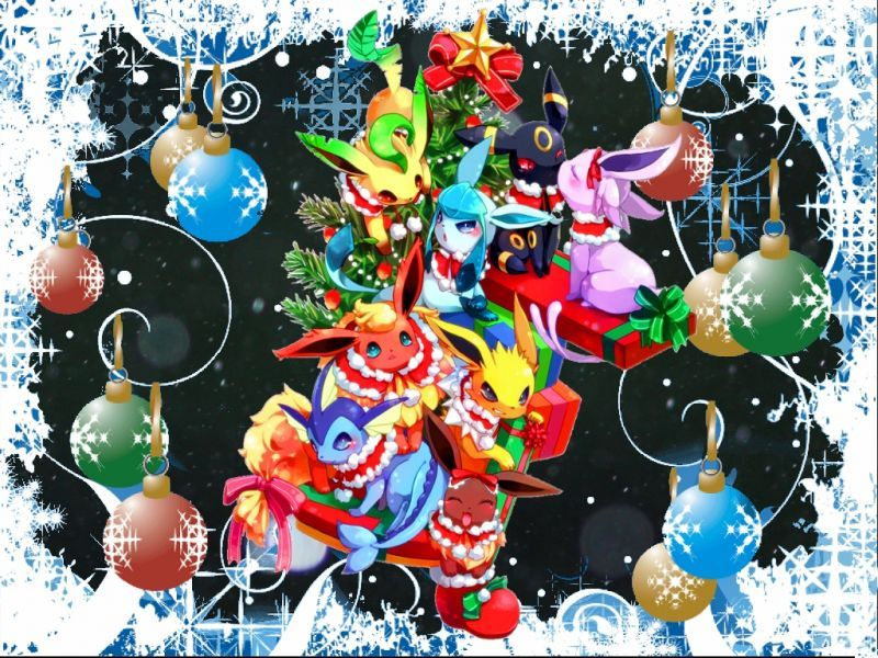 Christmas with Family wallpaper from