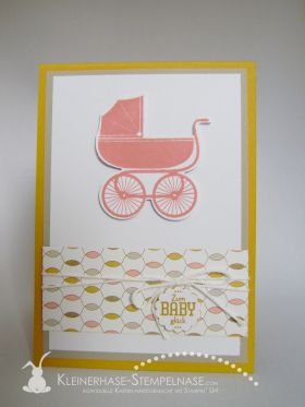 "DSP Schlaflied, Framelits Formen Alles fürs Baby, Nett-iketten / Label Love, Something for Baby, Stanze 7/8"" Wellenkreis"