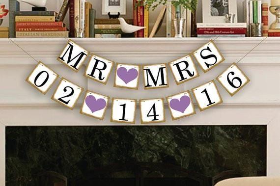 Wedding Banner 5 Variations