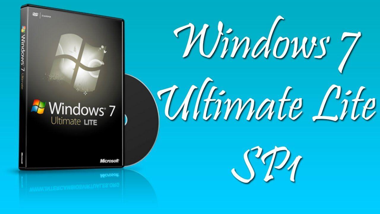 Telechargement Gratuit De Windows 7 Ultimate Sp1 Lite Edition 2019 En 2020 Telecharger Gratuit Telechargement Edition