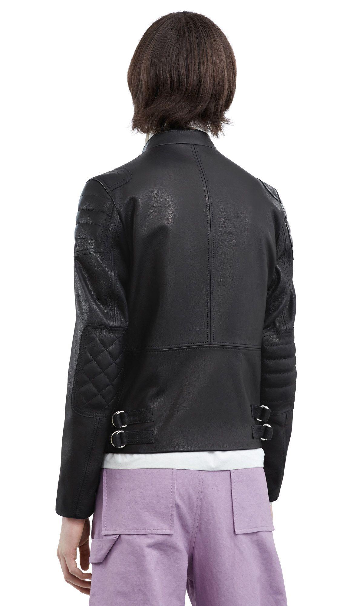 Oliver, Black, 1200x 004 Oliver, Fashion, Bomber jacket