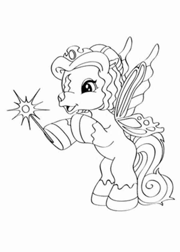 Ausmalbilder Filly Einhorn Ausmalbilder Pferde Kostenlos Zum Ausdrucken Unicorn Coloring Pages Cute Coloring Pages Coloring Books