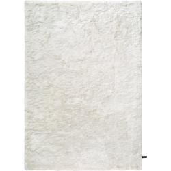 Photo of benuta Hochflor Shaggyteppich Whisper Weiß 160×230 cm – Langflor Teppich für Wohnzimmer benuta