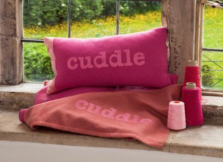 Textile design by Sarah, interior designer on Design for Me.