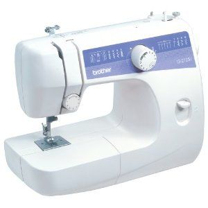 Summer Project:  Learn to Sew!  Brother LS2125I Easy-To-Use Lightweight Basic 10-Stitch Sewing Machine $63.99 (beginner's machine - for kids!)