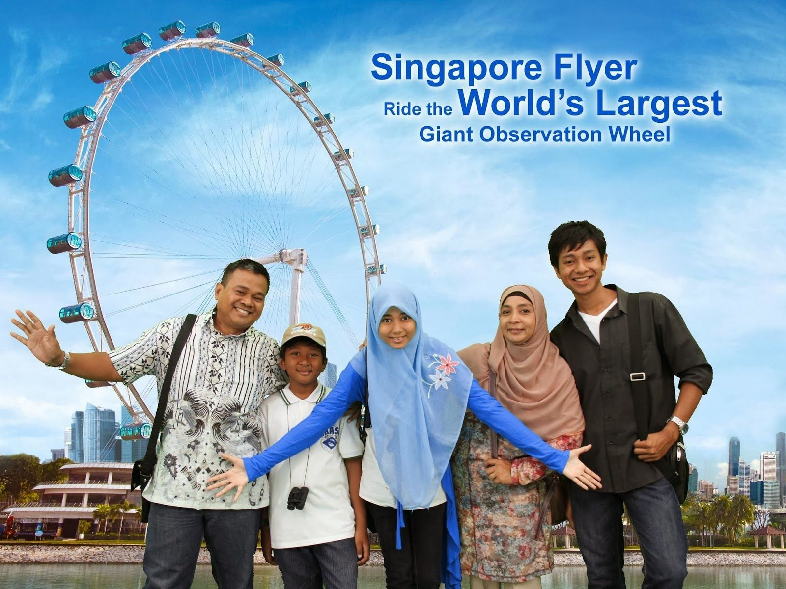 Experiences: (Eng) WHAT TO DO II ? Indonesian Love to visit Singapore